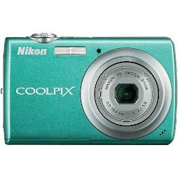 APPAREIL PHOTO COMPACT NIKON COOLPIX S220
