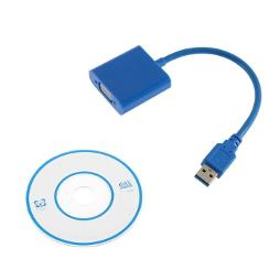 ADAPTEUR USB 3.0 TO VGA